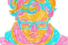 Daniel Sailer Selbstporträt