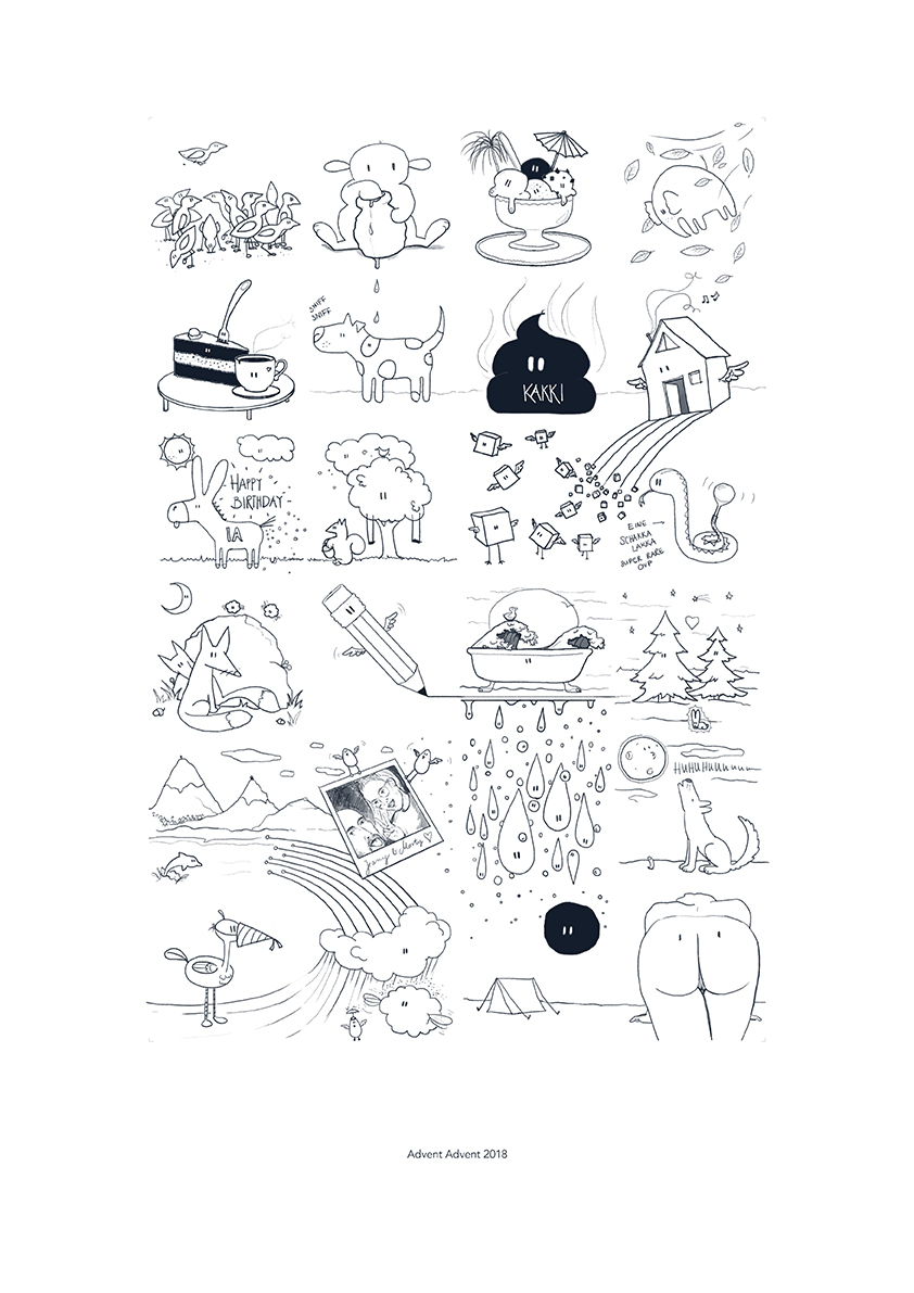 Martina Ern: Illustration