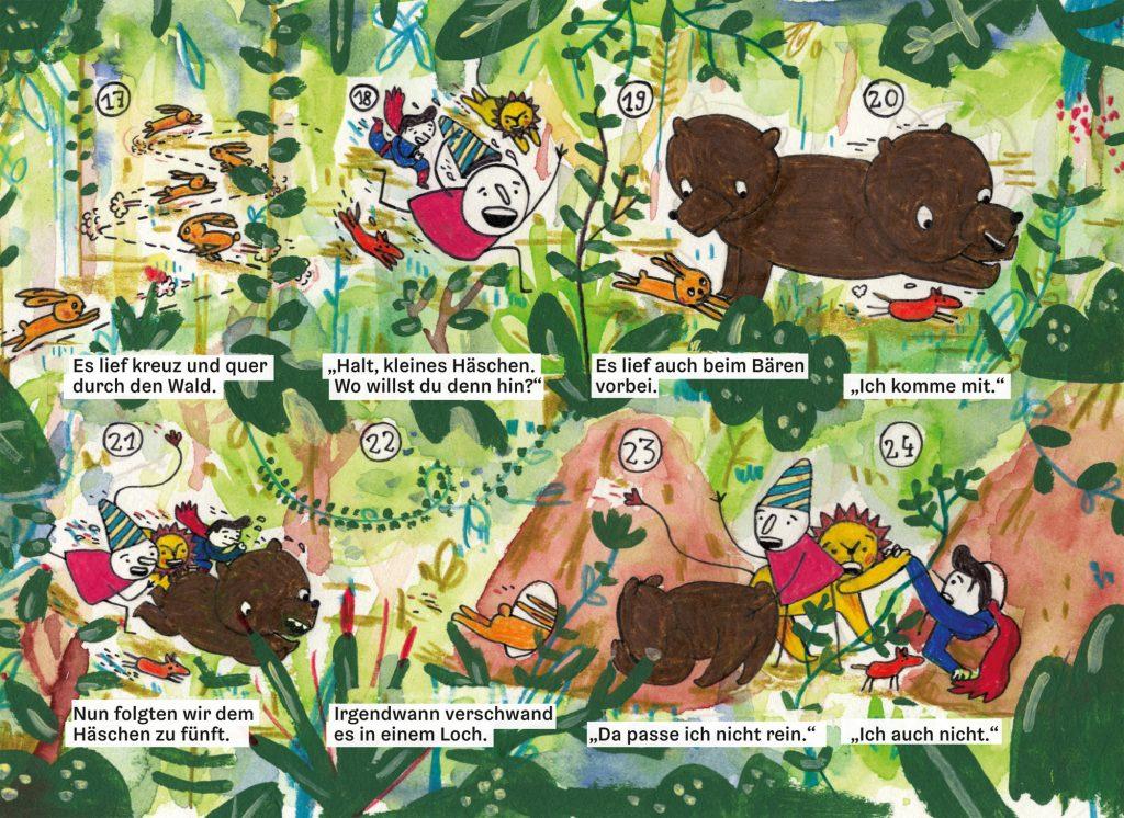 BORING - Comic von Gregor Hinz