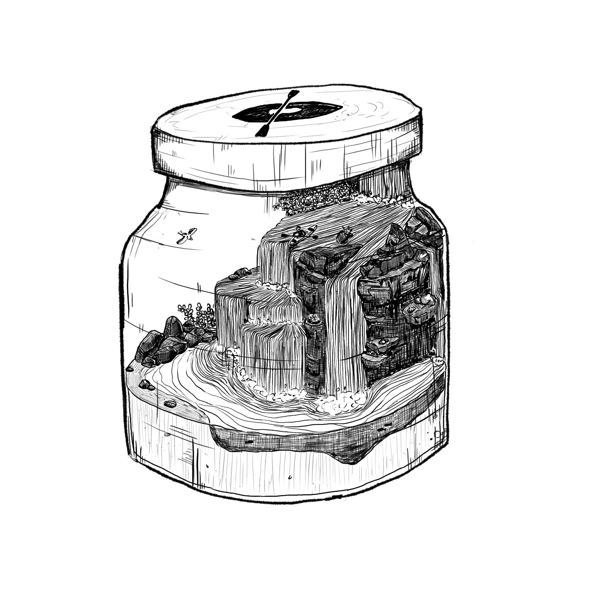 Salome Iljana: Illustration