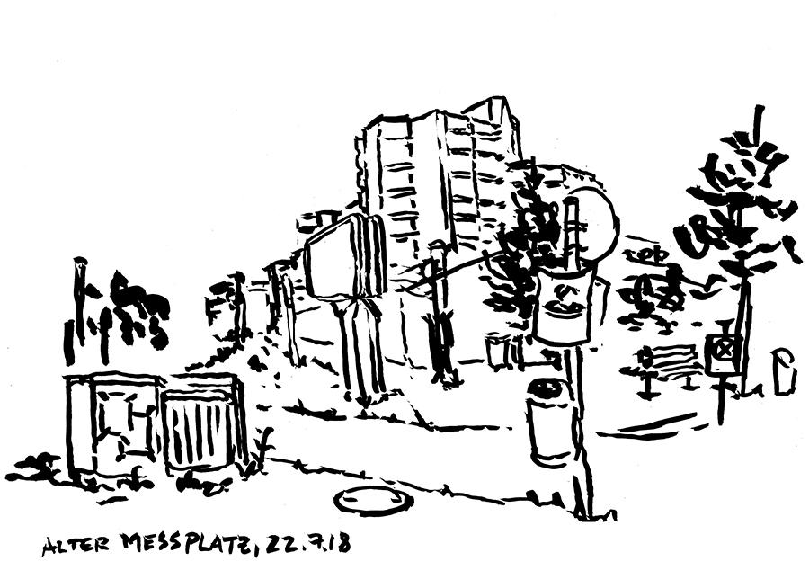 Alter Messplatz