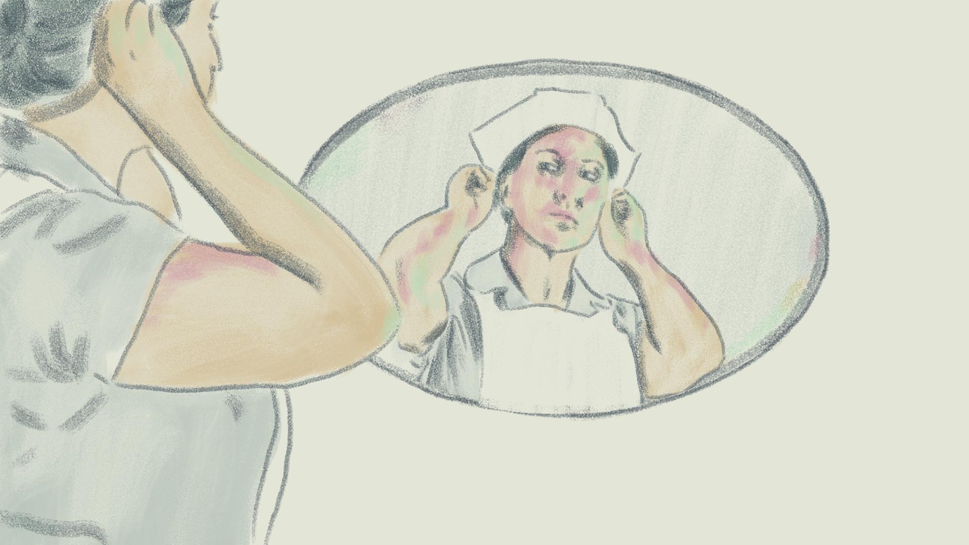 Nurse inspection