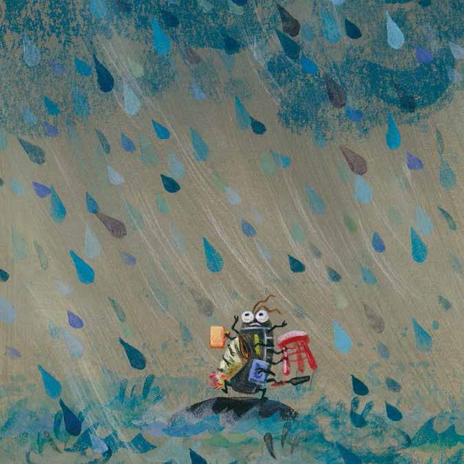 Regen Assel