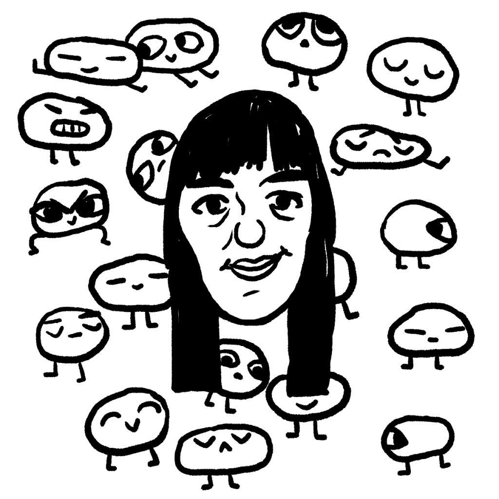Lara Porträt