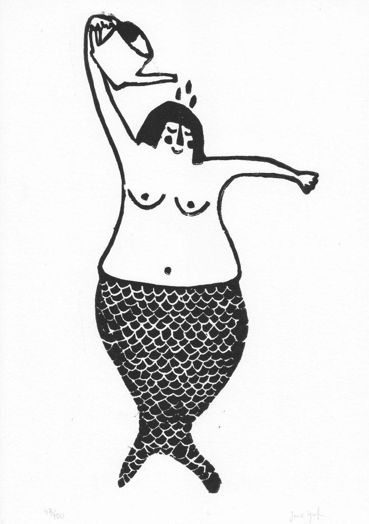 Mermaid solo