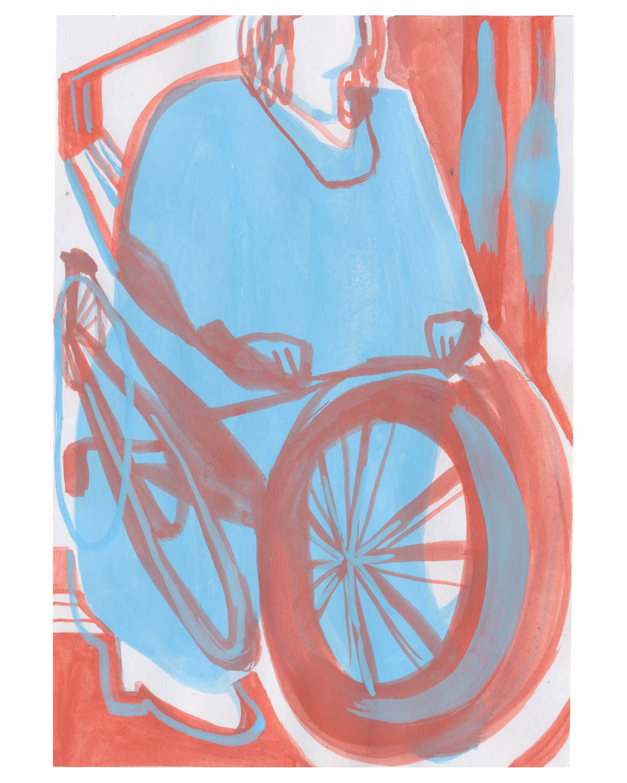 Anna Rosa Rupp: Bike