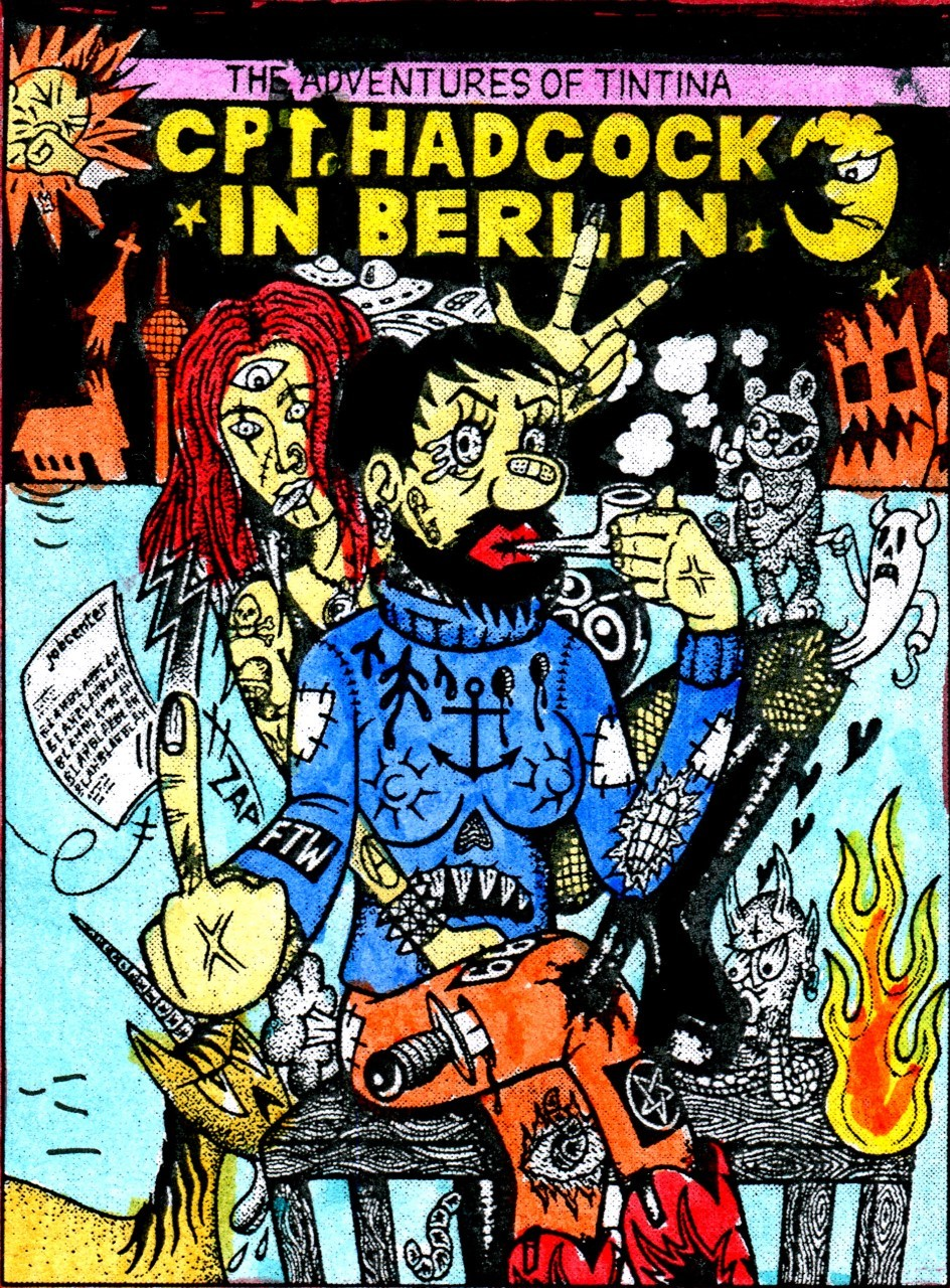 Tintin-Parodie