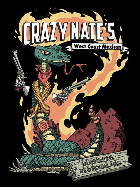 Crazy Nate