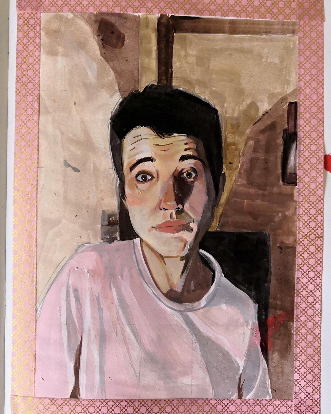 100 Portraits meiner Frau