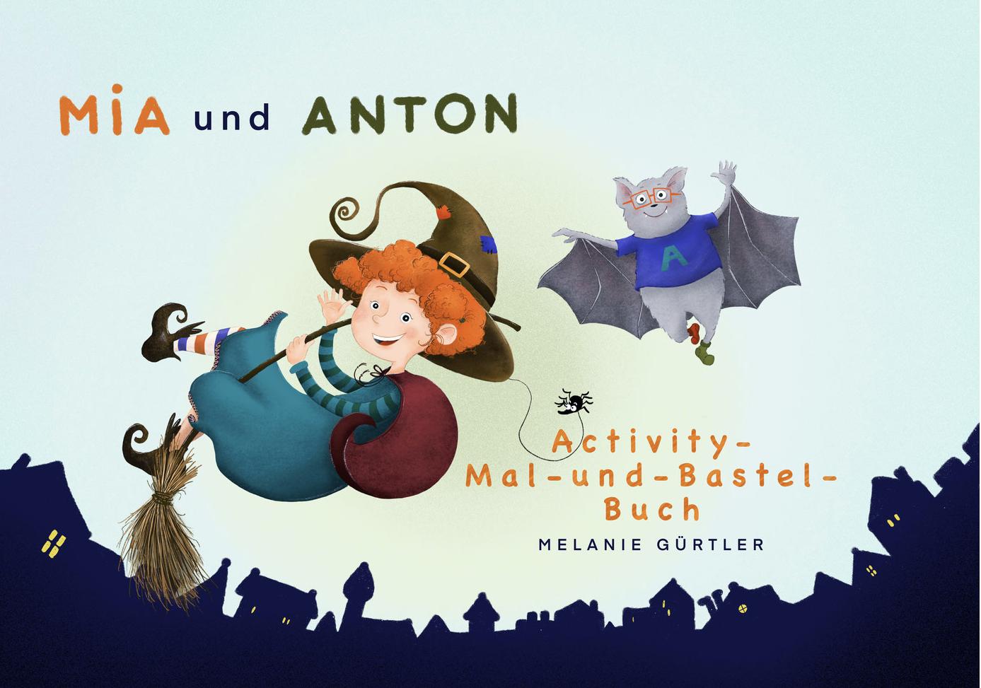 Activitybuch Mia und Anton