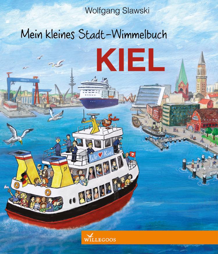 Kiel Wimmelbildbuch