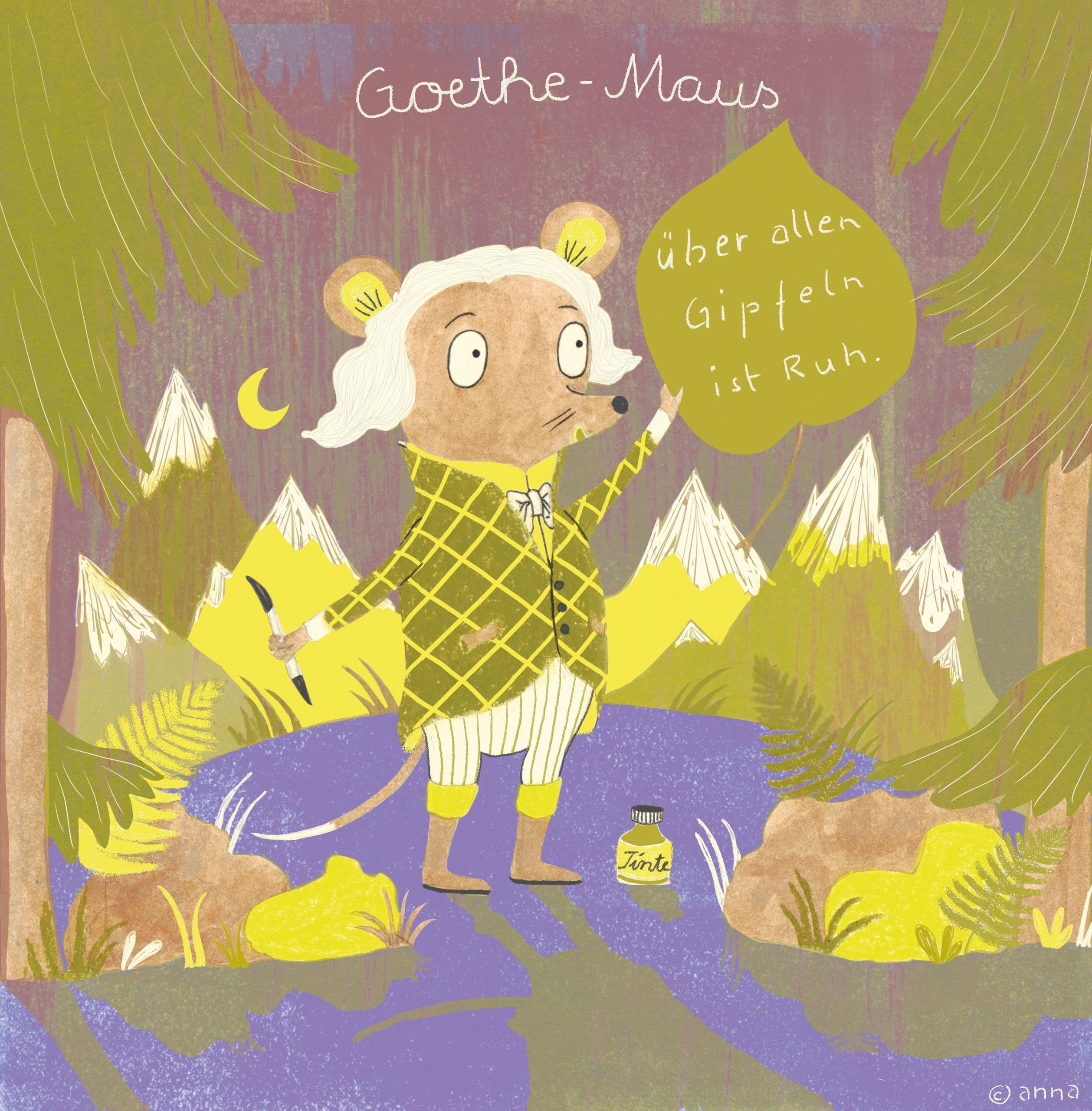 Goethe-Maus
