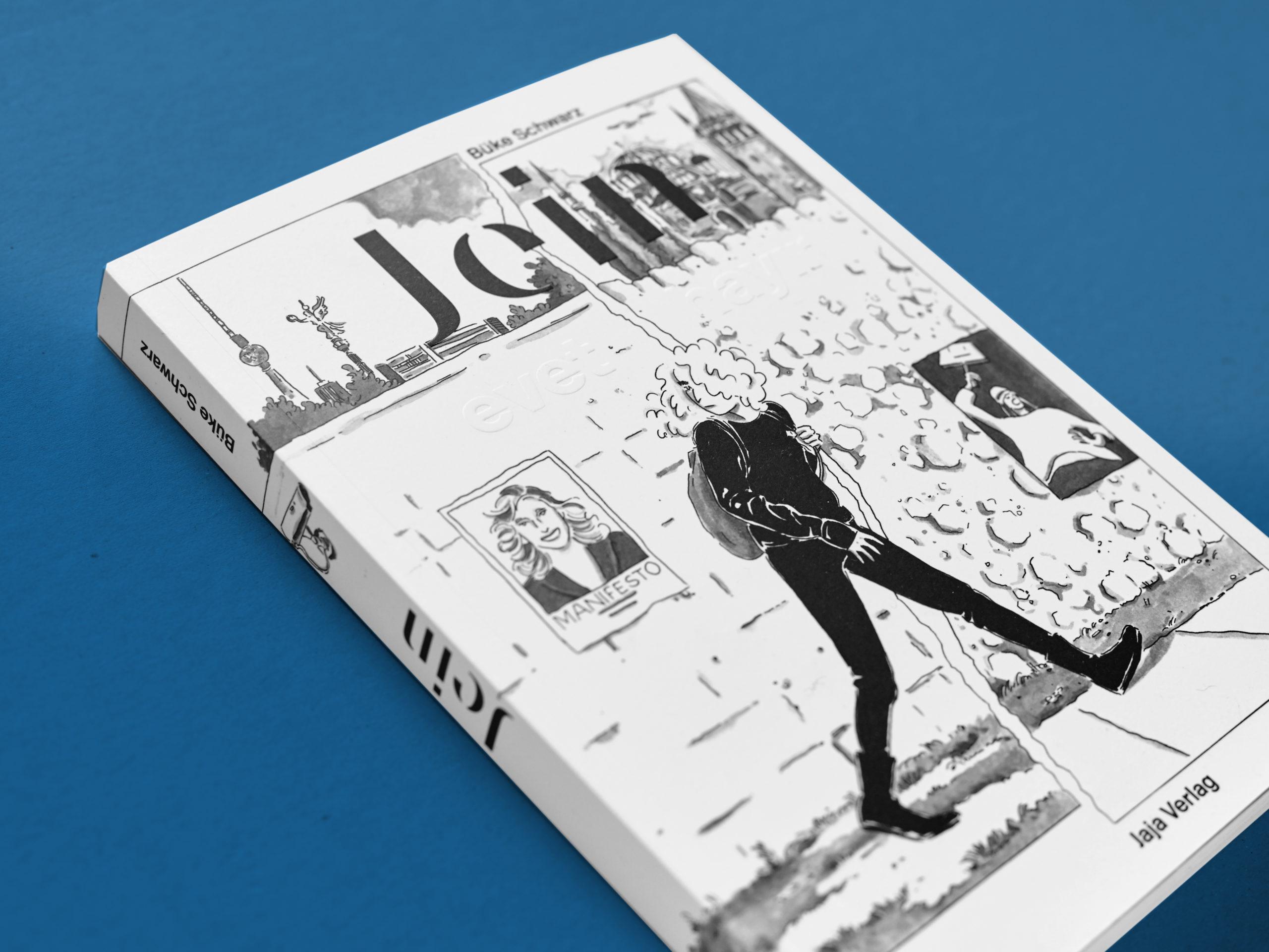 """Cover: """"Jein"""""""