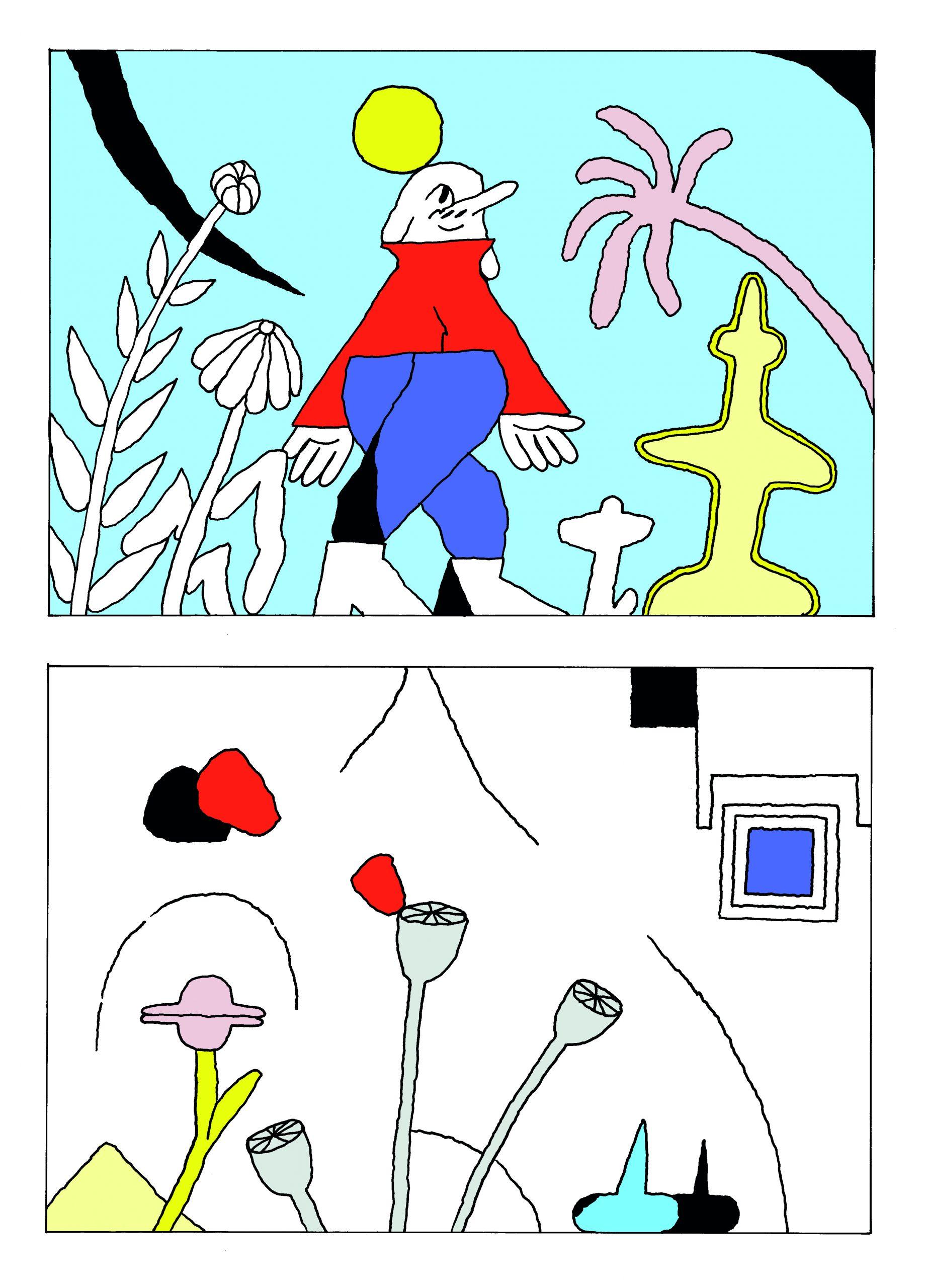 Balance&poppies