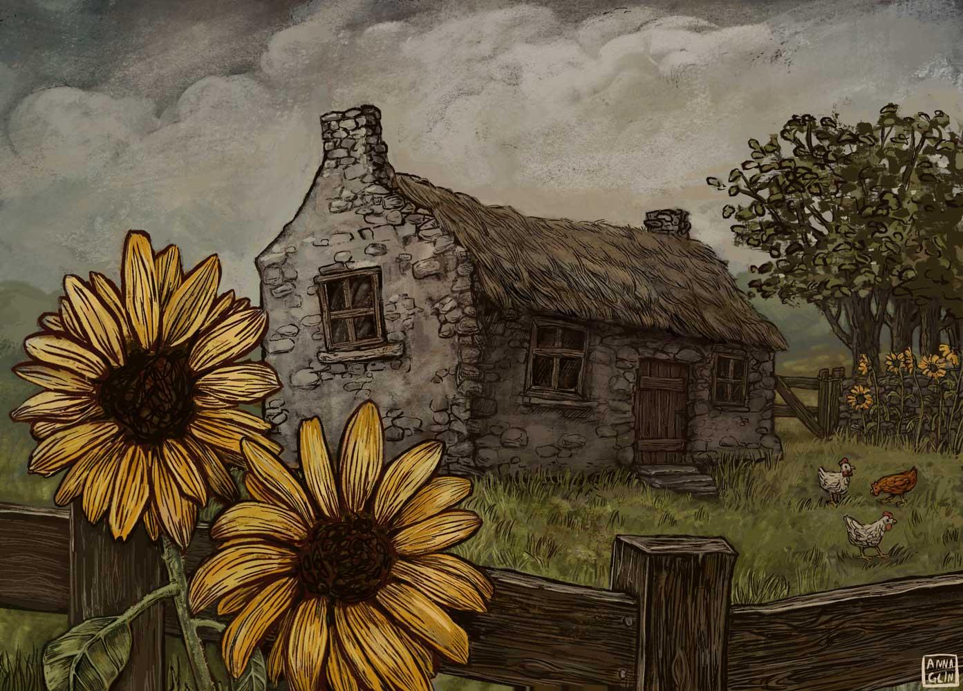 Sunflowerhouse