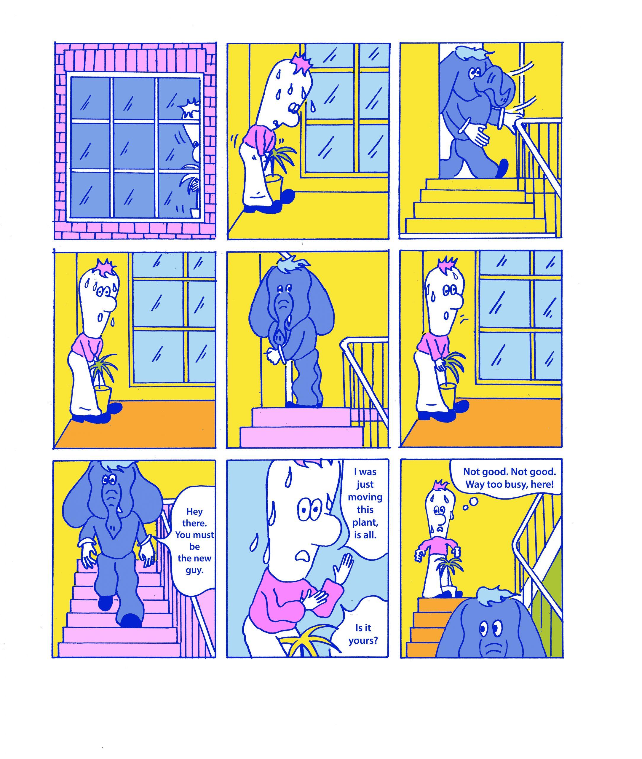 Jumbo Bubblegum: Seite 3