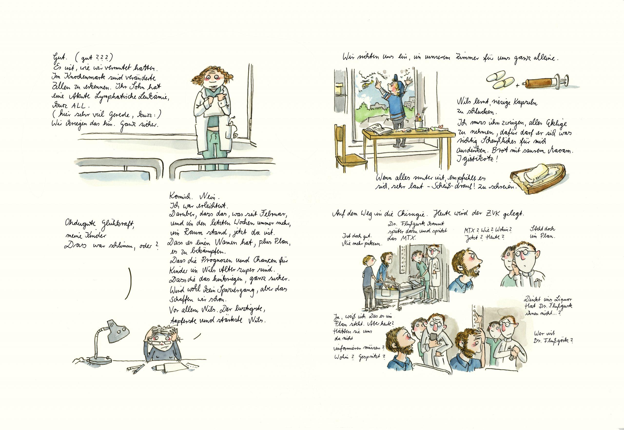 Nils, Seite 12 und 13