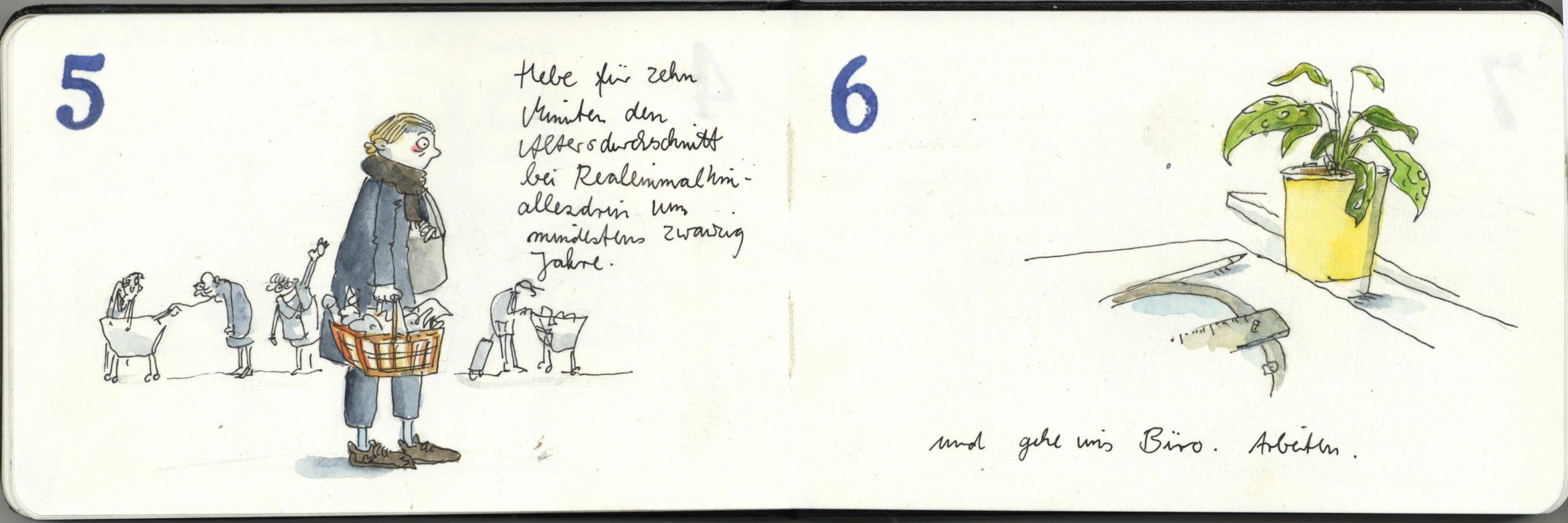 Nils, Seite 5 und 6
