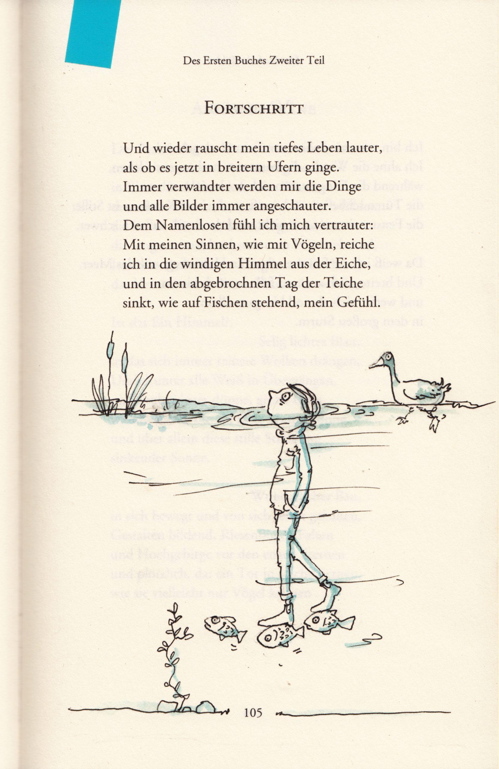 Mein Freund Rilke