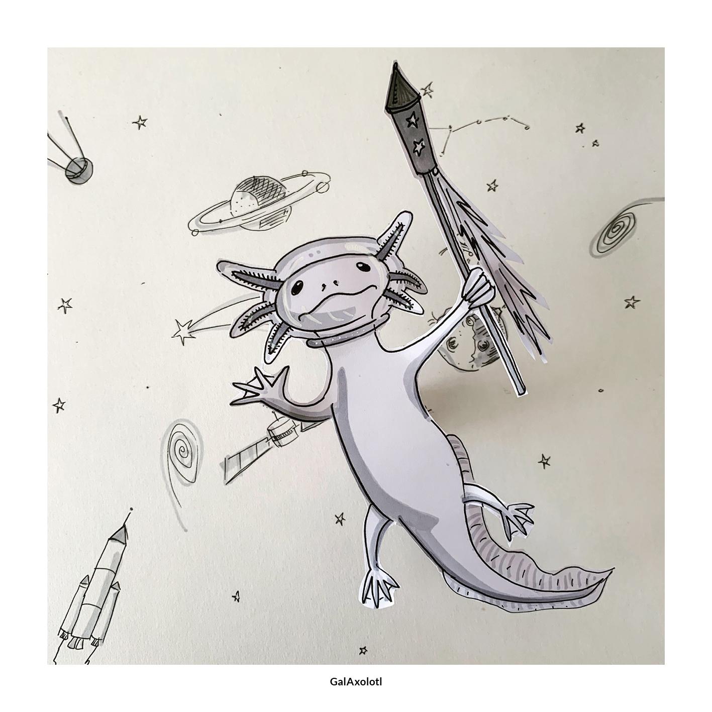 GalAxolotl