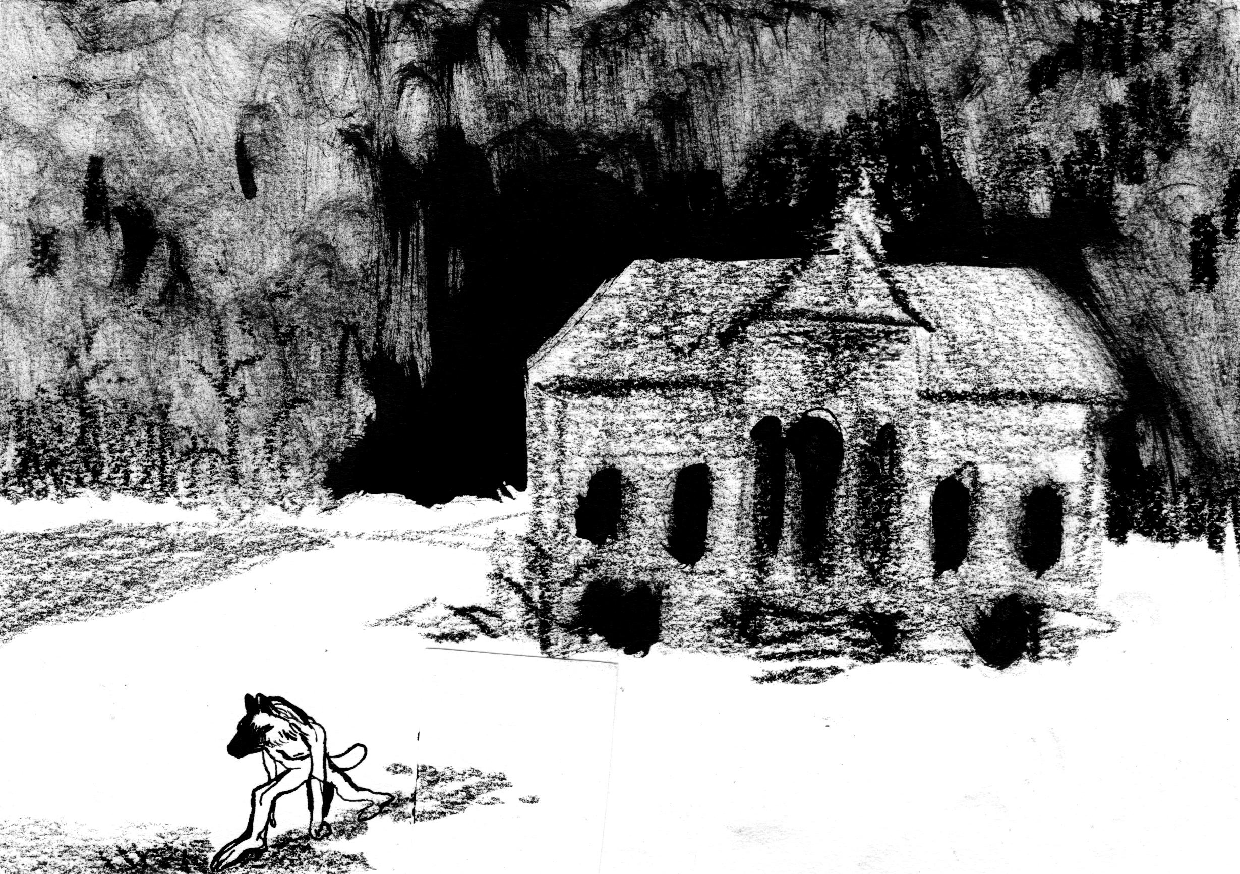 Wolf, Kirche