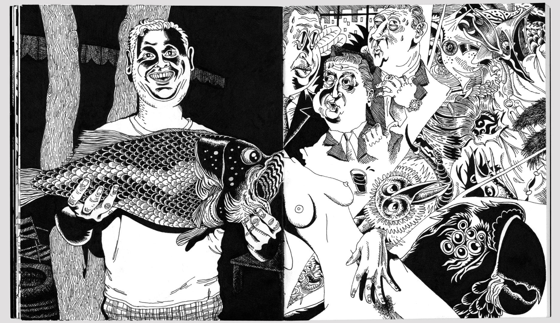 Benedikt Beck, Comicseite 04