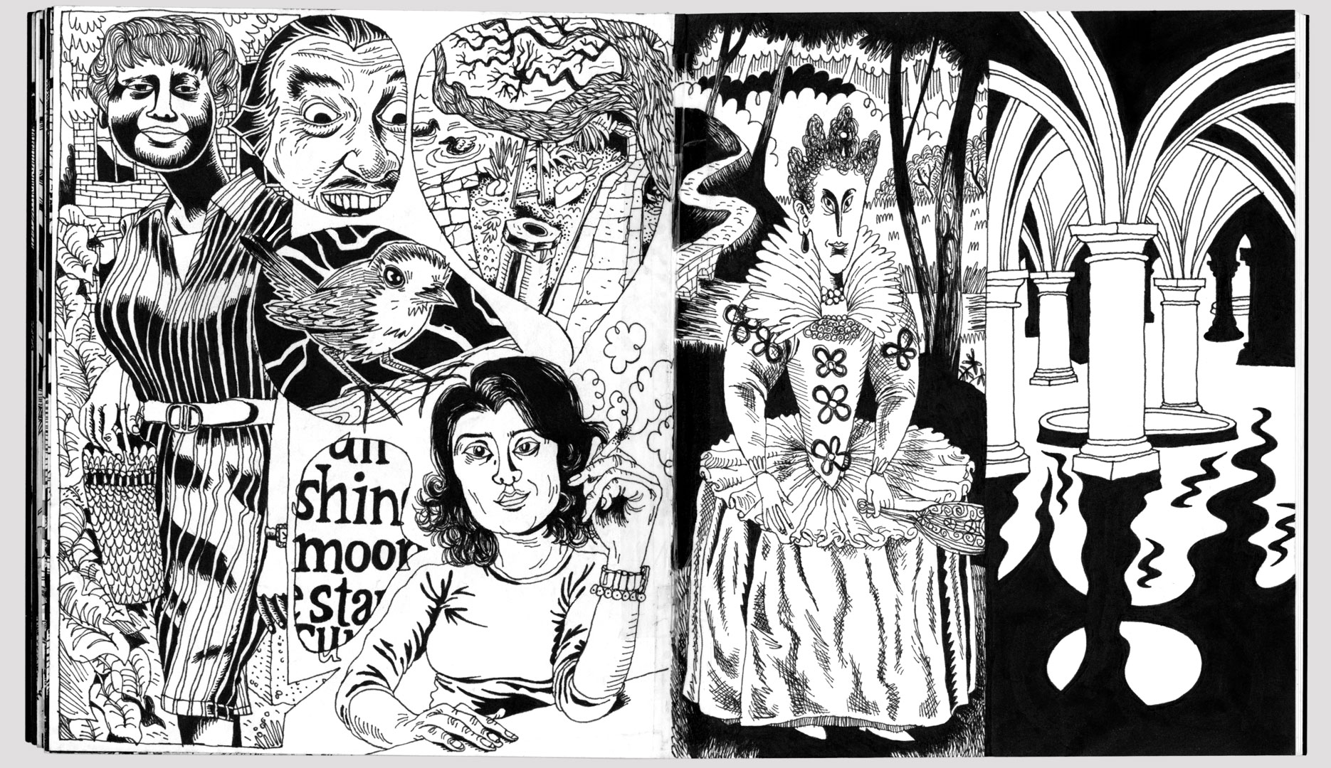Benedikt Beck, Comicseite 05