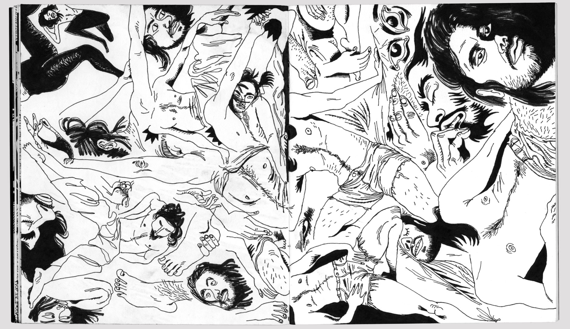 Benedikt Beck, Comicseite 06