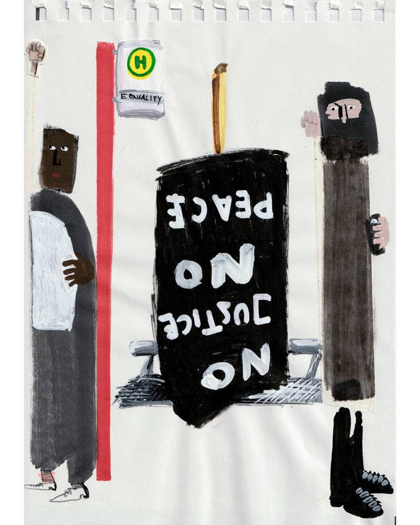 Busstop 1