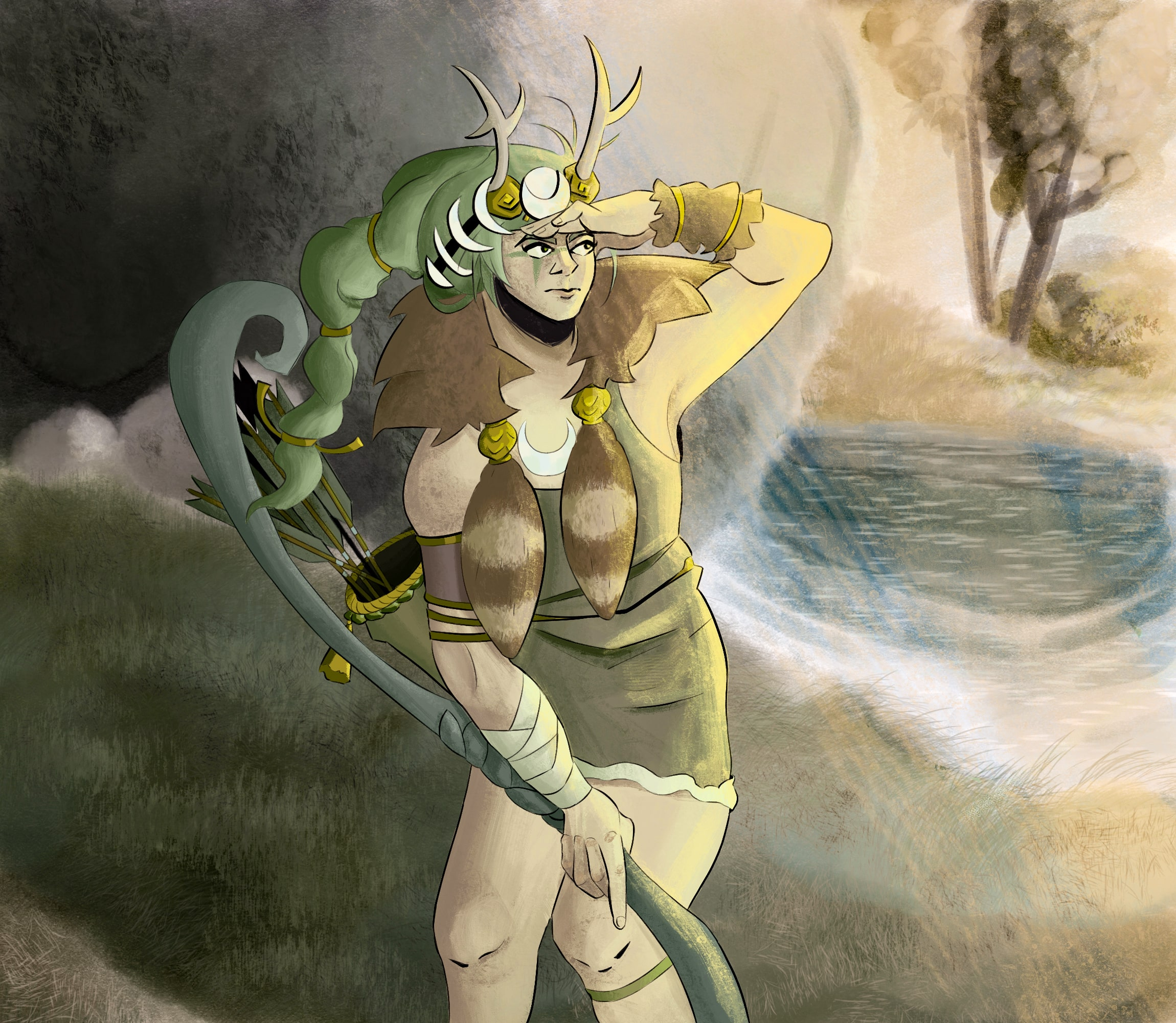 Artemis hades