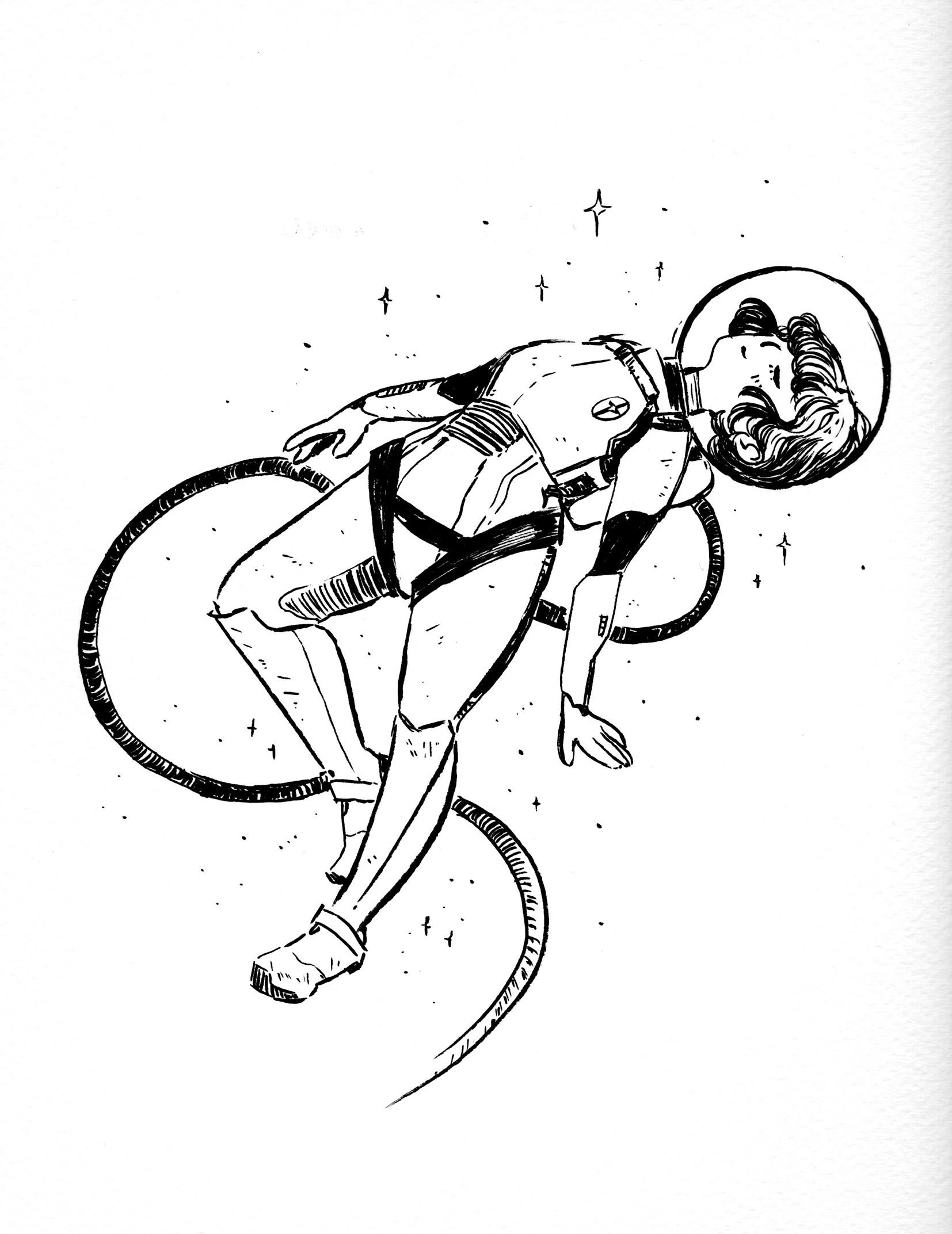 Astronautin 2