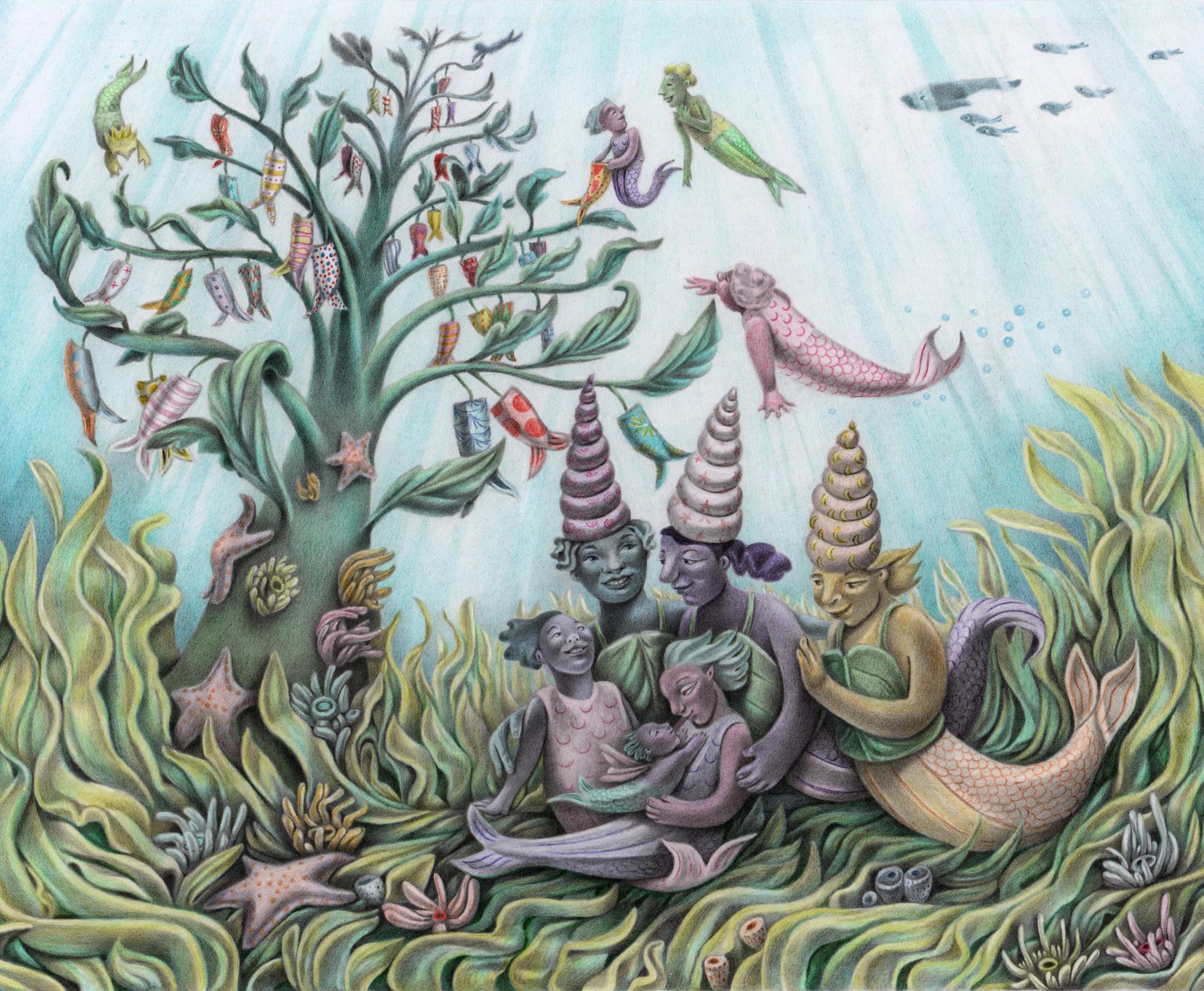 Venus and her fly trip- Esther Samuels-Davis