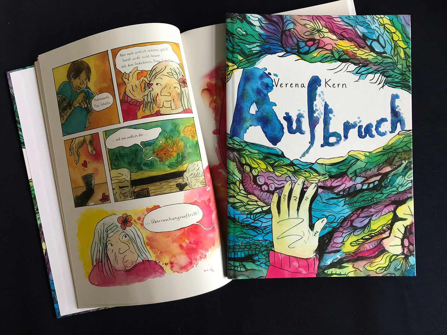 Aufbruch , Cover