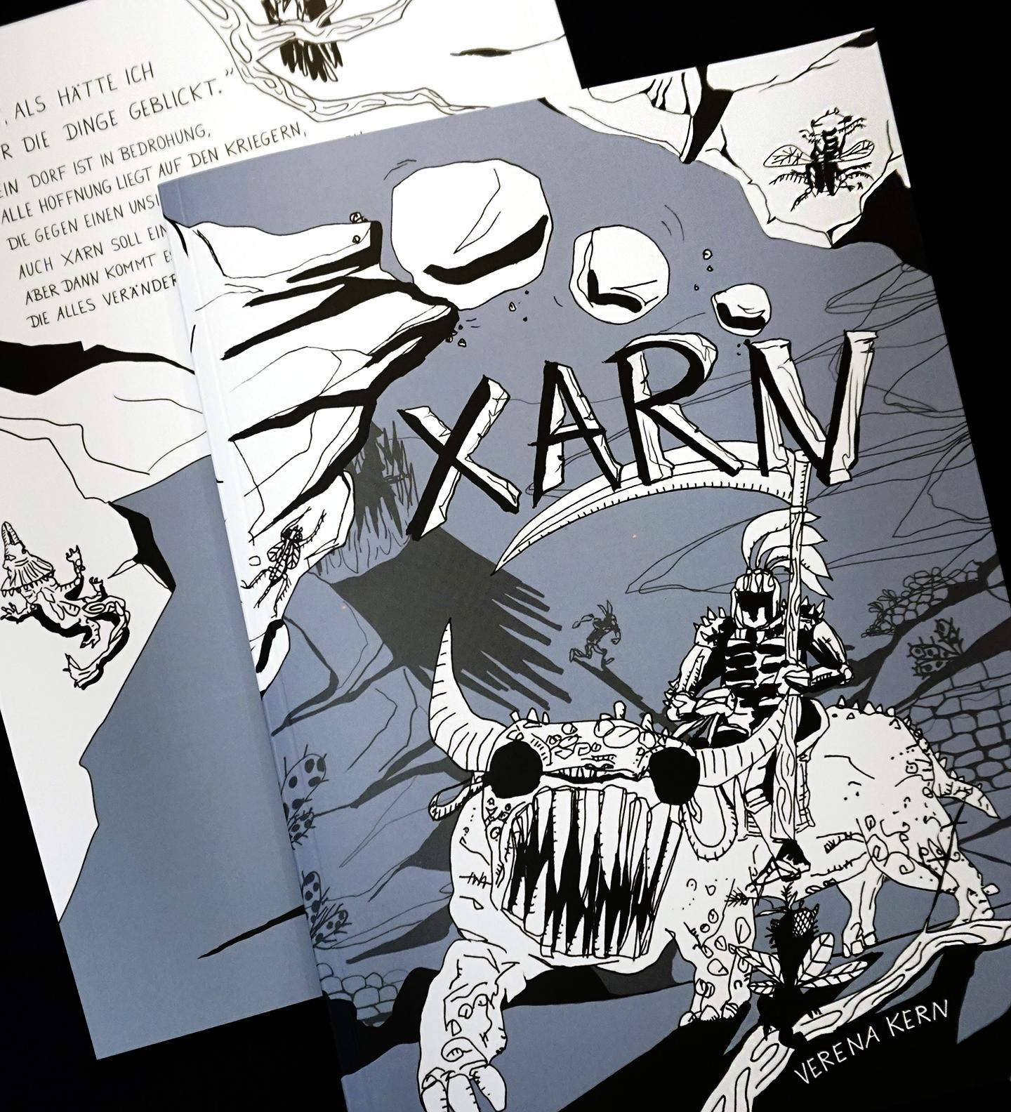 Xarn-Cover